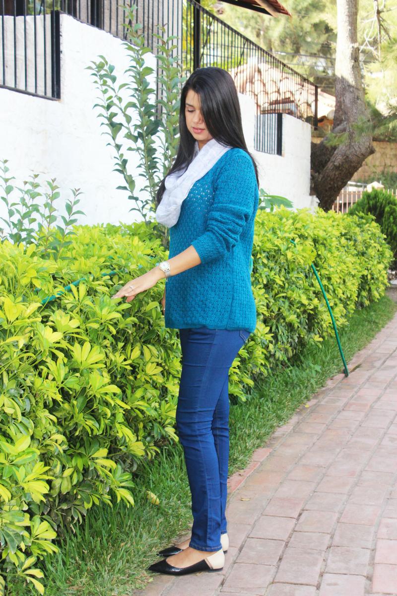 knitwear de moda para este año