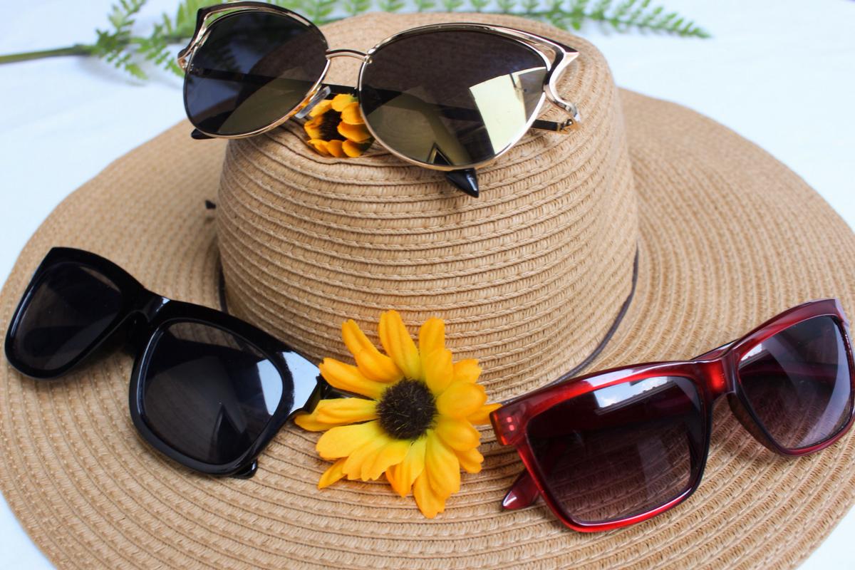 gafas de sol para cuidar el rostro en verano