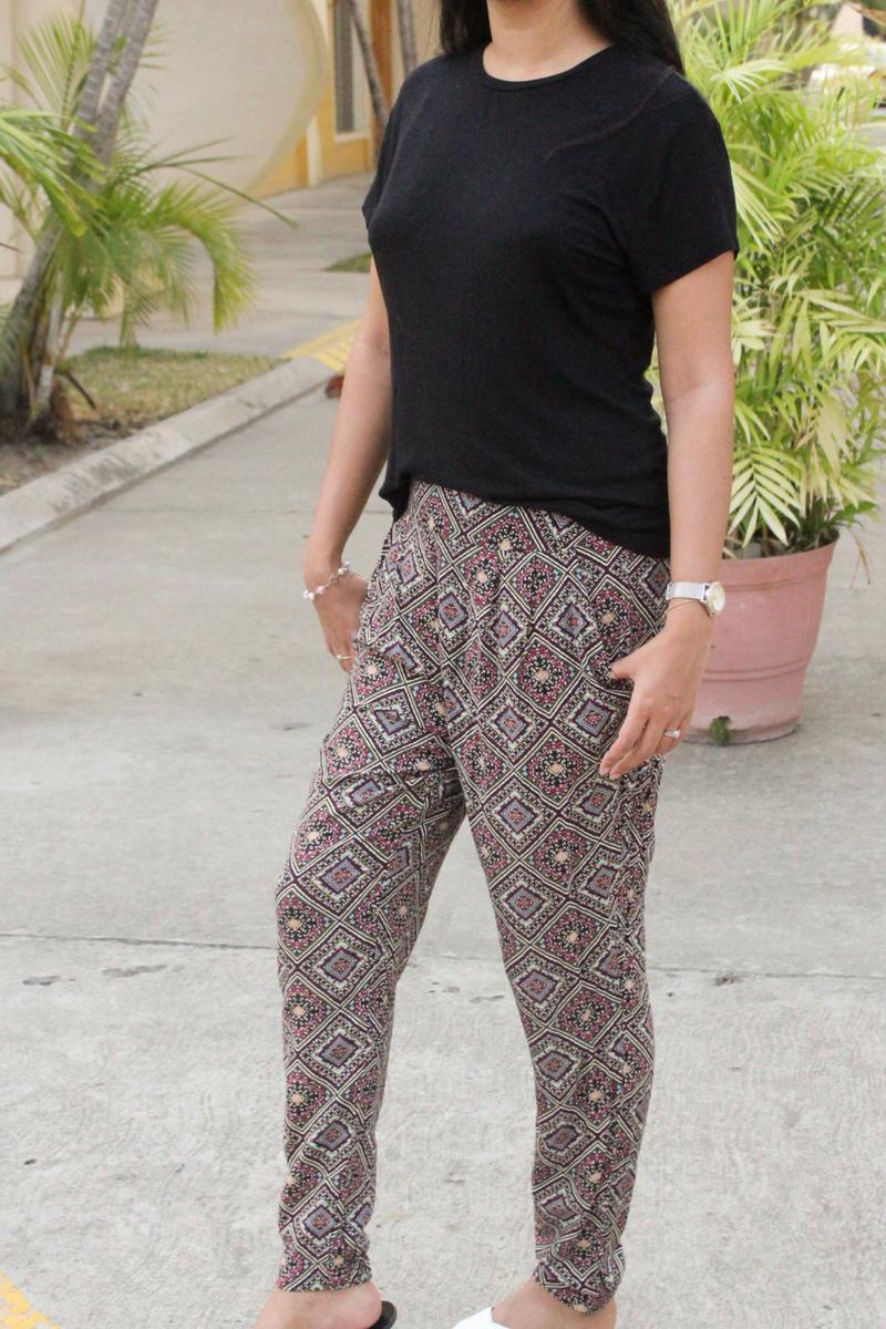 Outfits frescos para viajar a San Pedro Sula