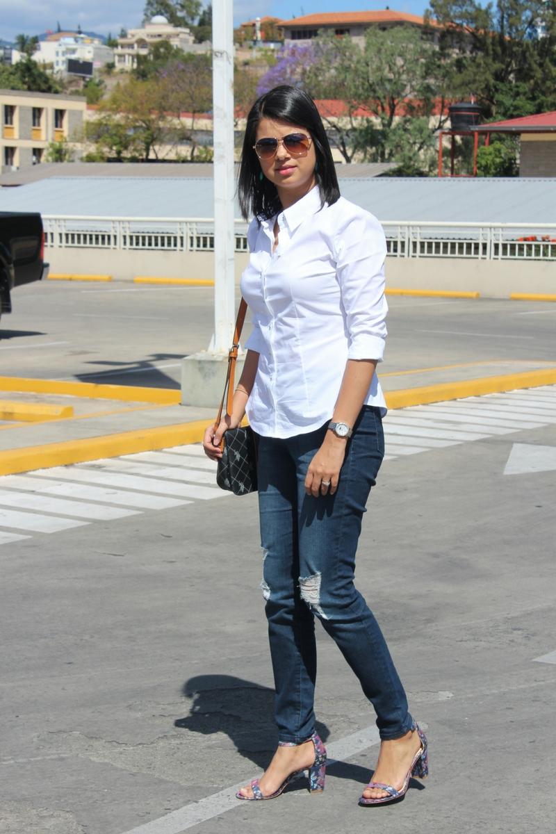 Cómo elegir una camisa blanca ideal
