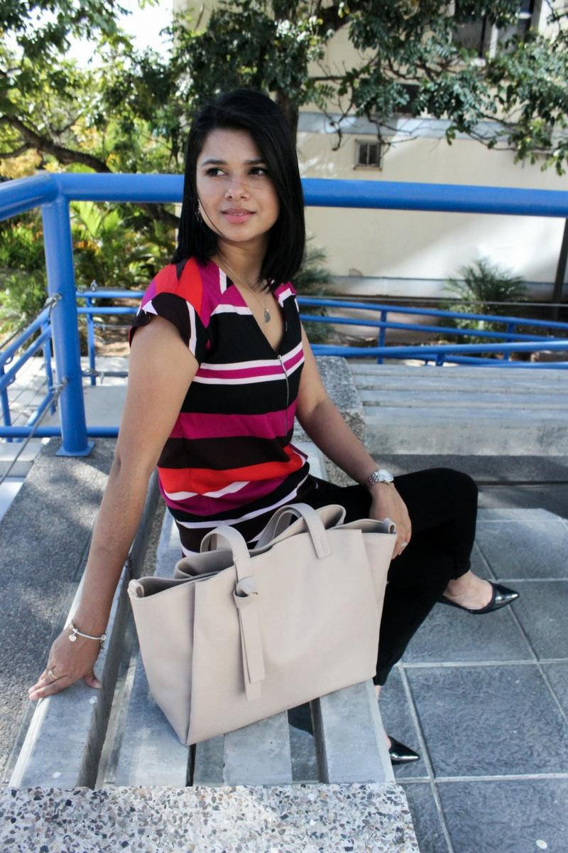 Muestra tu estilo con un Look ideal para la oficina