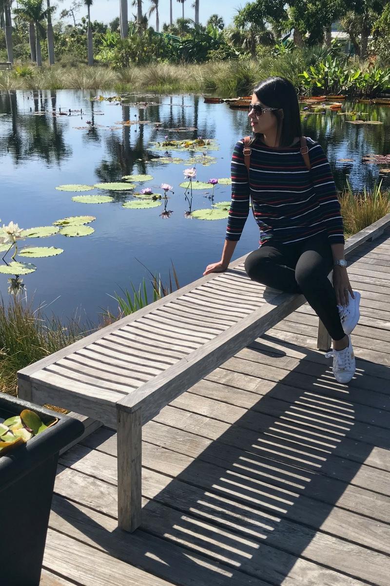 Visita al Jardín Botánico de Naples Florida