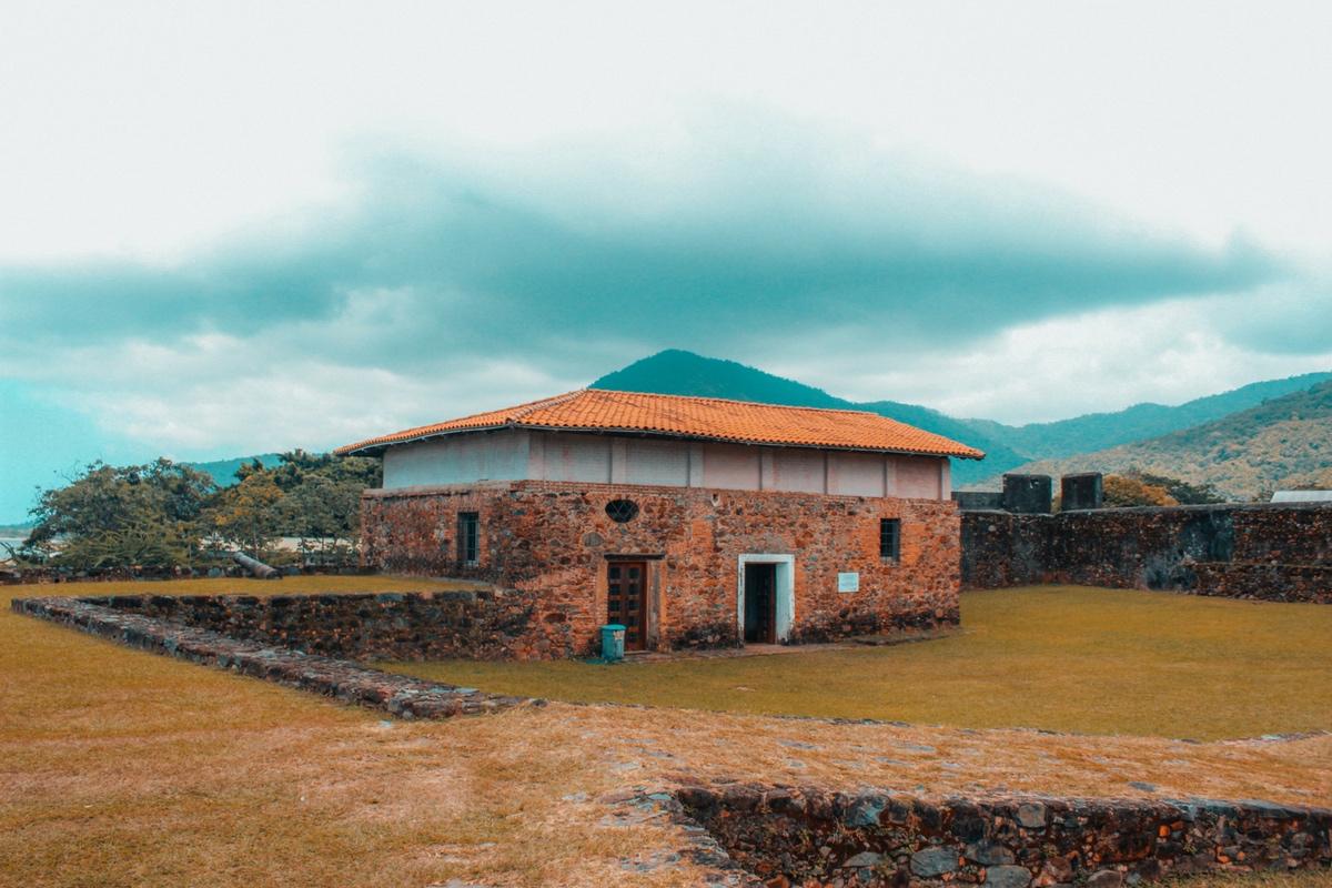 Fortaleza de Santa Bárbara en Trujillo, Honduras