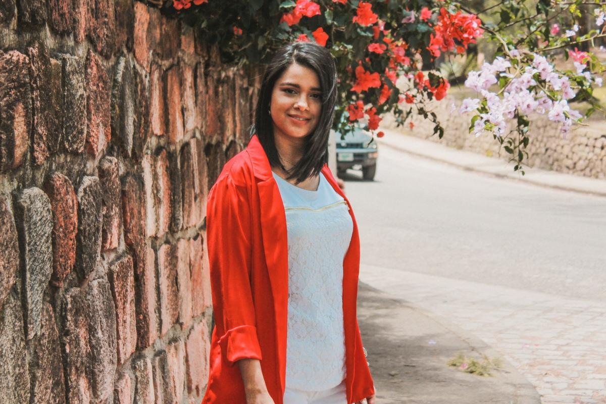 Rojo para esta primavera en tu outfit