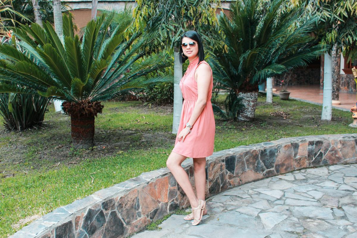 Look de verano vestido