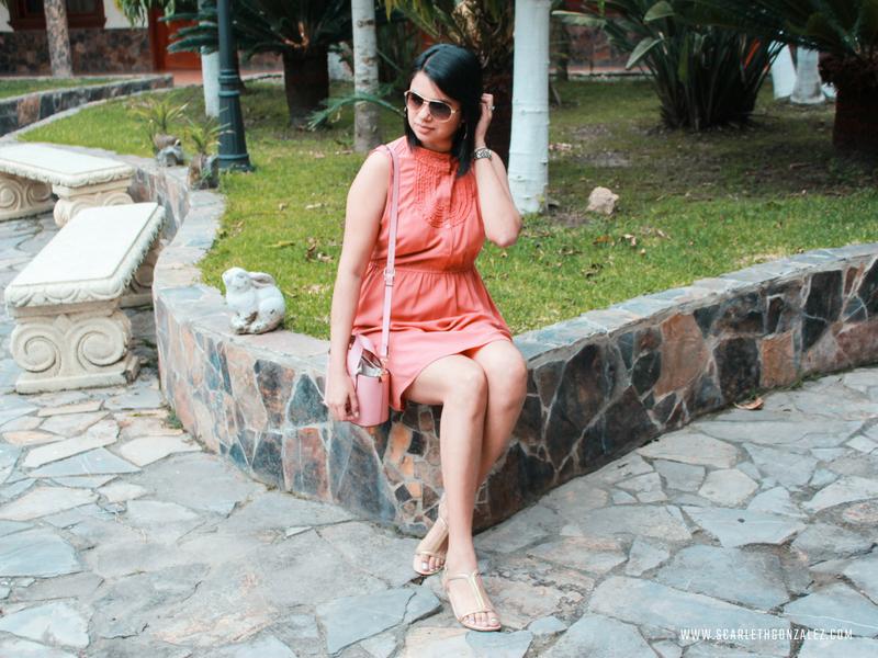 Look de verano: cambia tu jean por un lindo vestido