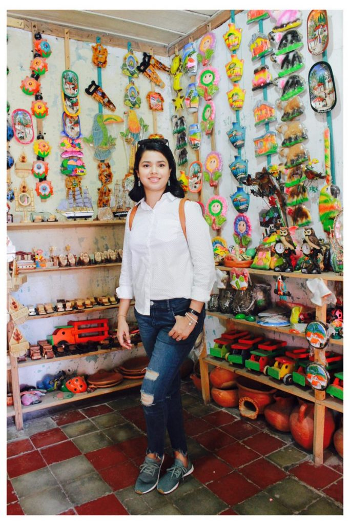artesanías de Ojojona, Honduras