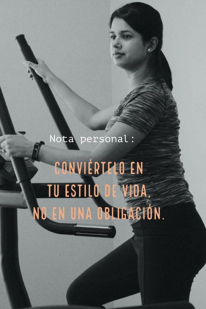 mejora tu estilo de vida al hacer ejercicio